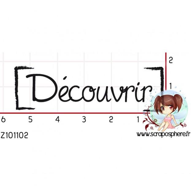 TAMPON DECOUVRIR par Cigalon