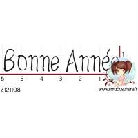 TAMPON BONNE ANNEE par Choupyne