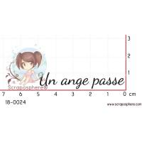 TAMPON UN ANGE PASSE par Lily Fairy