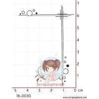 TAMPON (petit) COIN par Lily Fairy