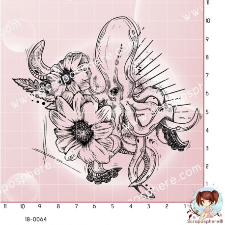 TAMPON PIEUVRE par Lily Fairy