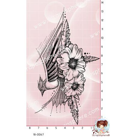 TAMPON COLIBRI par Lily Fairy