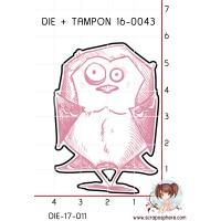 DIE ZOZIO 1 + TAMPON 16-0043