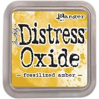 ENCREUR DISTRESS OXIDE FOSSILIZED AMBER - TIM HOLTZ RANGER INK