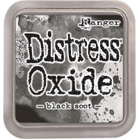 ENCREUR DISTRESS OXIDE BLACK SOOT - TIM HOLTZ RANGER INK