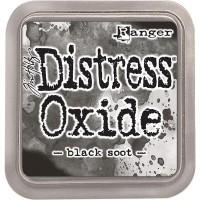 ENCREUR DISTRESS OXIDE BLACK SOOT - TIM HOLTZ RANGER INK
