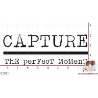TAMPON CAPTURE THE PERFECT MOMENT par Laetitia67