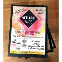SCRAPO'BOX LUXE D'OCTOBRE - Fabi Jorro
