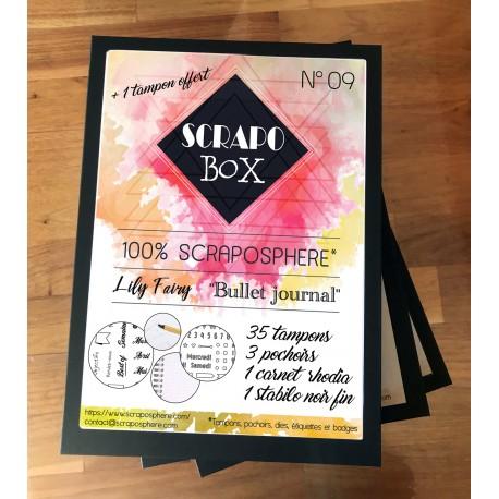 SCRAPO'BOX N°9 - Lily Fairy