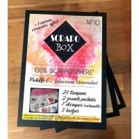 SCRAPO'BOX LUXE N°10 - Michelle Craquelin