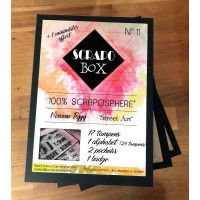 SCRAPO'BOX LUXE N°11 - Nirvana Peggy
