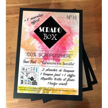 SCRAPO'BOX LUXE N°14 - Jesse Gad