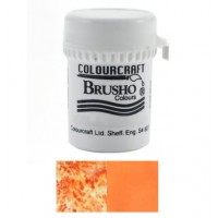 BRUSHO - COLOURCRAFT - ORANGE