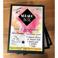 Pré commande - SCRAPO'BOX N°13 - Victor Henriques