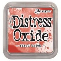ENCREUR DISTRESS OXIDE FIRED BRICK - TIM HOLTZ RANGER INK