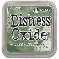 ENCREUR DISTRESS OXIDE RUSTIC WILDERNESS - TIM HOLTZ RANGER INK