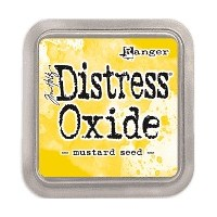ENCREUR DISTRESS OXIDE MUSTARD SEED - TIM HOLTZ RANGER INK {attributes}