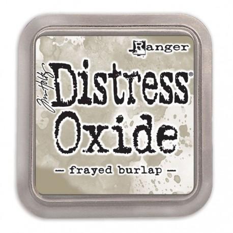 ENCREUR DISTRESS OXIDE FRAYED BURLAP - TIM HOLTZ RANGER INK {attributes}