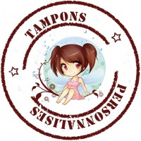 TAMPON PERSONNALISE BAT 2021-014 BF - 2 TAMPONS