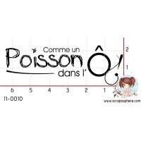 TAMPON COMME UN POISSON DANS L O par Kariart