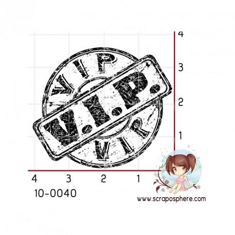 TAMPON CACHET VIP