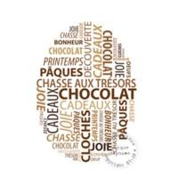 TAMPON OEUF EN CHOCOLAT