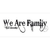 TAMPON WE ARE FAMILY BIEN ENSEMBLE par Sirius