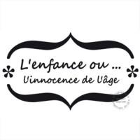 TAMPON L ENFANCE OU L INNOCENCE DE L AGE