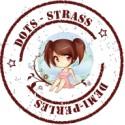 Dots - Strass - Demi Perles